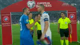 《EURO2020》 【予選:グループJ】 [第4節