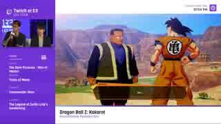 【E3 2019】10分間の新作『ドラゴンボールZ KAKAROT』 実機プレイ映像初公開