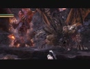 【MHW】歴戦王ネルギガンテ戦中のふぁっきんテオくん ランスソロ【PC版】