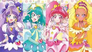 【BGM】スターカラーペンダント!カラーチャージ! メドレー