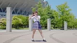 【架月羅菜】放課後ストライド【踊ってみ