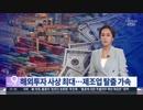 海外に流出した外国人投資金過去最大…「製造業の脱韓国」懸念