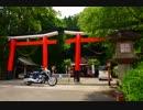 【XV1900CU】バイクで神社を巡ろう13~諏訪神社(川南)~【ゆっくり車載】