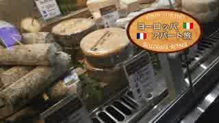 """【ゆっくり】ヨーロッパ・アパート旅 part8 リヨン中央市場""""ポール・ボキューズ""""/さらばリヨン"""
