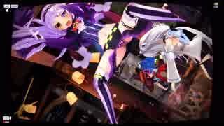 【MMD】馬飛びをするだけ【紫咲シオン】