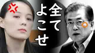 韓国の文在寅大統領が北欧外遊中2回も金正恩に非核化交渉を呼び掛けたのに露骨に無視され無慈悲な要求を突き付けられる喜劇が発生w
