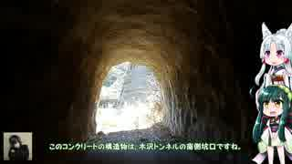 【ずんタコ車載】初心者の癖にカブで隧道制覇 10本目
