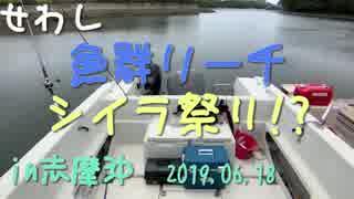 【船釣り】魚群リーチ!シイラ祭り!?【