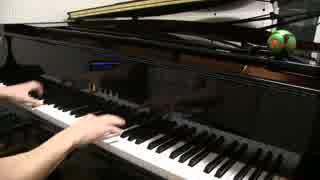 【ピアノ】戦闘!ルザミーネ 弾いてみた