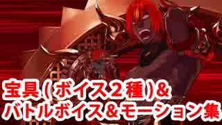【ネタバレ注意】Fate/Grand Order アシュヴァッターマン 宝具(ボイス2種)&バトルモーション&バトルボイス集