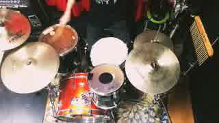 【HEY SMITH】「Fog And Clouds」叩いてみた (Drum Cover)