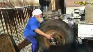 岩倉サンタの普段の仕事
