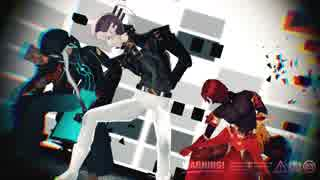 【Fate/MMD】2部4章「神将」とペペさんで2曲【ネタバレ有モデルテスト&モデル更新】