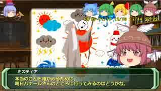 剣の国の魔法戦士チルノ9-2【ソード・ワー