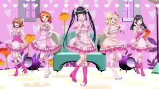 【オリジナルMV】「パステルピンクな恋」を歌ってみました【ゆ三み夏こ】