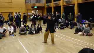 【バトクラ7】BEST4-2 ドンパッチ vs Kaju【アニソンダンスバトル】