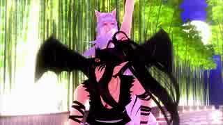 【幽遊白書】黒鵺と妖狐蔵馬のボーナスステージ