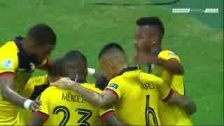 コパ・アメリカ2019 エクアドル VS チリ 2
