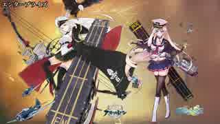 【比較動画】艦船擬人化キャラ【空母編】