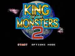 【TAS】SFC版 キング・オブ・ザ・モンスターズ2 バグ有り 15分16秒
