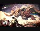 盾斧MHW:Iβテスト:猛牛竜バフバロ