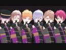 【MMDA3!】ベノム 【一成・万里・天馬・三角・至・太一】