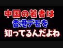 香港デモは中国でバレている。使えない日本の新聞テレビ。