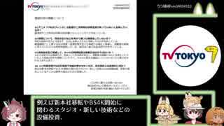 テレビ東京2019年度株主総会、質疑応答の概要