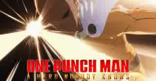 ワンパンマン新作!「ONE PUNCH MAN A HERO NOBODY KNOWS」ティザーPV