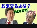 G20 目前、焦る韓国の文在寅大統領に安倍首相がトドメの一発!