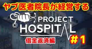ヤブ医者院長が経営する ProjectHospital