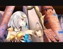 【城プロ音楽変更動画】【閻魔の闘技場 -参-】×5に ほわわんな城娘たちで挑戦