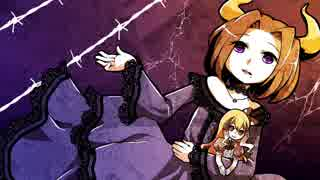 【黒丑ミキ・文鳥月音】ビスク・ドールの女の子【UTAUカバー】