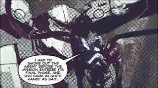 メタルギアソリッド2:コミックストリップ