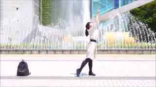 【ぽちゃり】夏恋花火 踊ってみた【噴水!!】