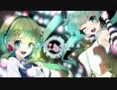 [MV] カラフルボイス (from 太鼓の達人) / cosMo@暴走P feat. 初音ミク・GUMI