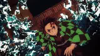 【鬼滅の刃】 全集中 水の呼吸 玖ノ型 水流飛沫・乱