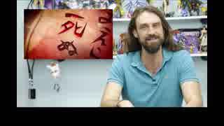 ジョジョの奇妙な冒険SC 英語吹替版 Chris Tergliafera (VA of Avdol) Interview