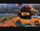【Rocket League】ロケットリーグをアニソンで実況してみた part2