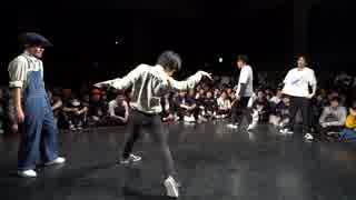 アニソン2on2ダンスバトル『あきばっか~のvol.18』BEST16第四試合