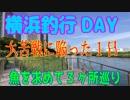 釣り動画ロマンを求めて 番外編(横浜釣行 魚を求めて3ヶ所巡り)