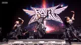 PA PA YA! - BABYMETAL live at Glastonbu