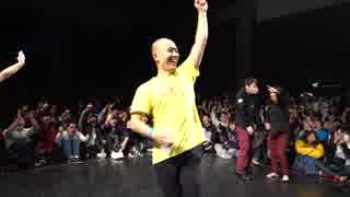 アニソン2on2ダンスバトル『あきばっか~のvol.18』BEST16第五試合