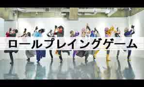 【コスプレ/踊ってみた】刀剣乱舞-打刀11振りでロールプレイングゲーム-