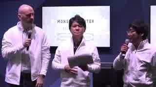 【E3 2019 MHW:I】開発者登壇&最新実機プレイ公開 『モンスターハンターワールド:アイスボーン』