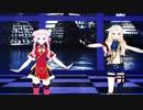 【MMD】脳漿炸裂ガール/ヒメヒナ