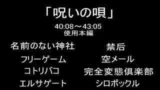 怪談金玉袋オリジナル(大嘘)サウンドトラック
