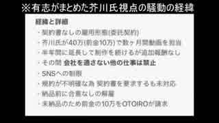【けもフレ2】OTOIRO、芥川氏視点での除名騒動【DECO*27】