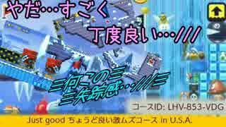 【実況】スーパーマリオメーカー2~Just g