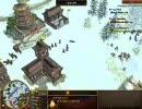 AoE3 アジアの覇王 少将アステカvs少将中国 H2Hバルバリア杯 決勝 第一戦 P2